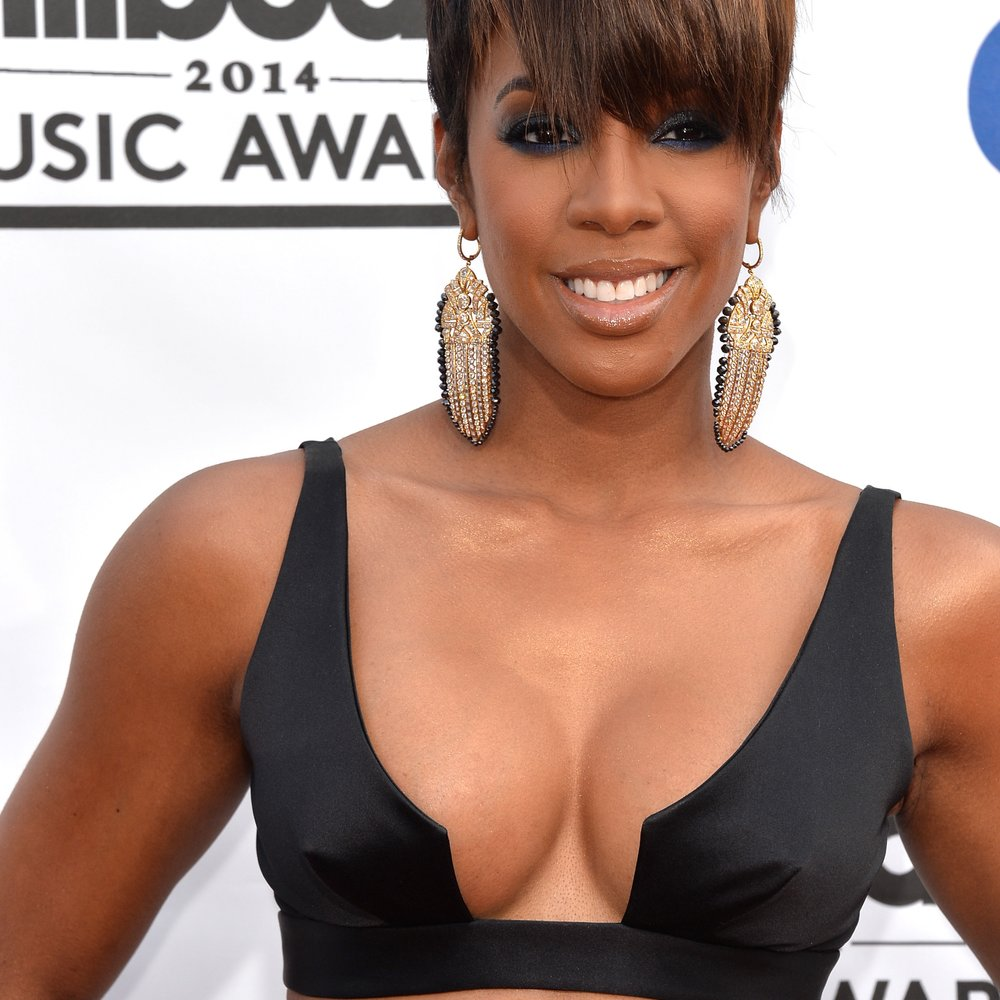 Kelly Rowland zeigt ihr Baby