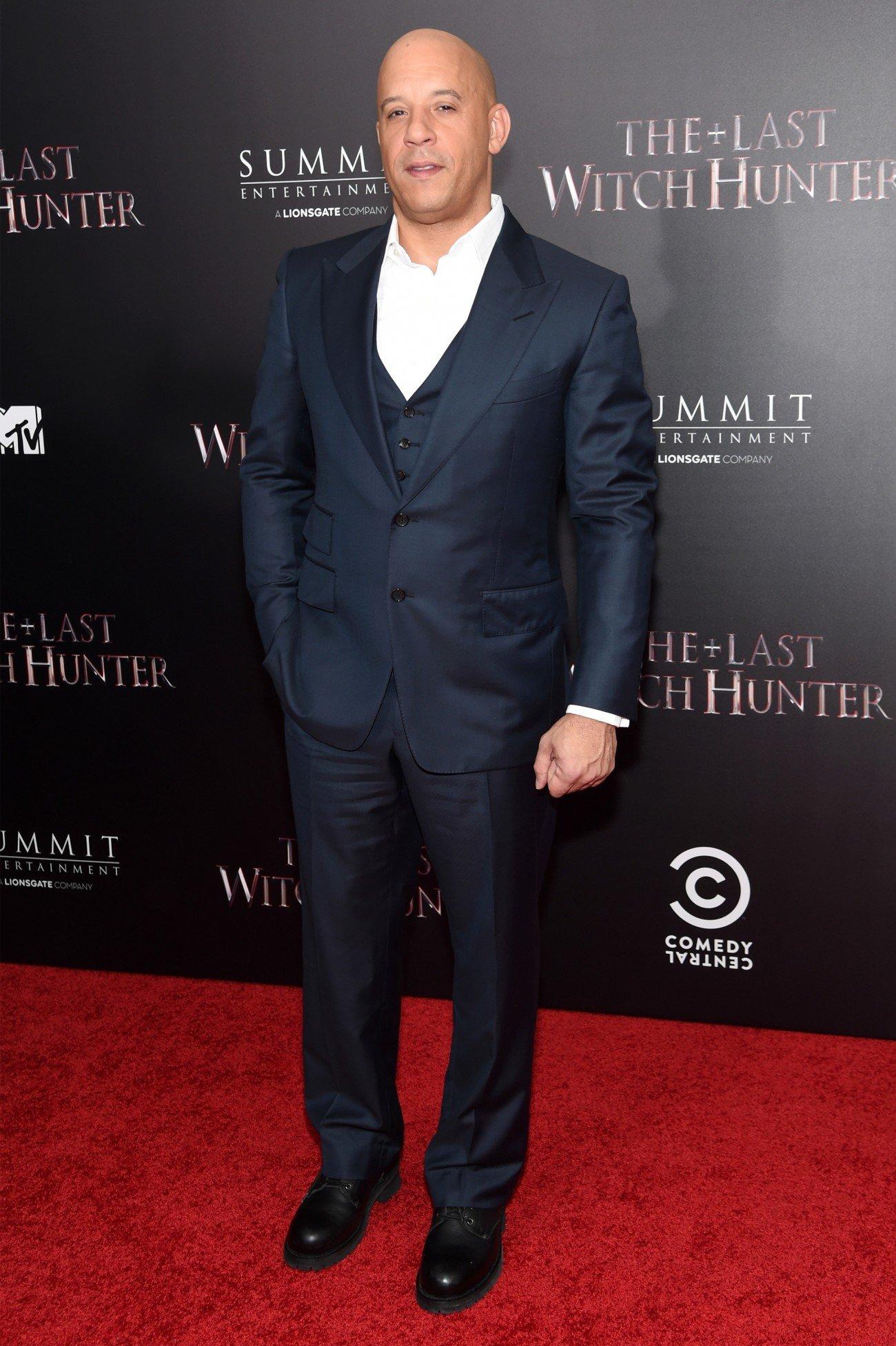 Vin Diesel steht zu seiner Figur