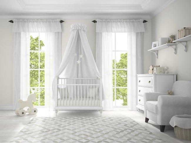 Babyzimmer: Ausstattung und Vorbereitung | erdbeerlounge.de | {Babyzimmer ausstattung 31}