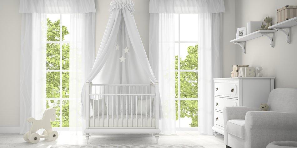 Babyzimmer: Ausstattung Und Vorbereitung