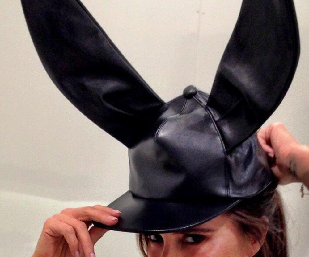 Victoria Beckham als Bunny