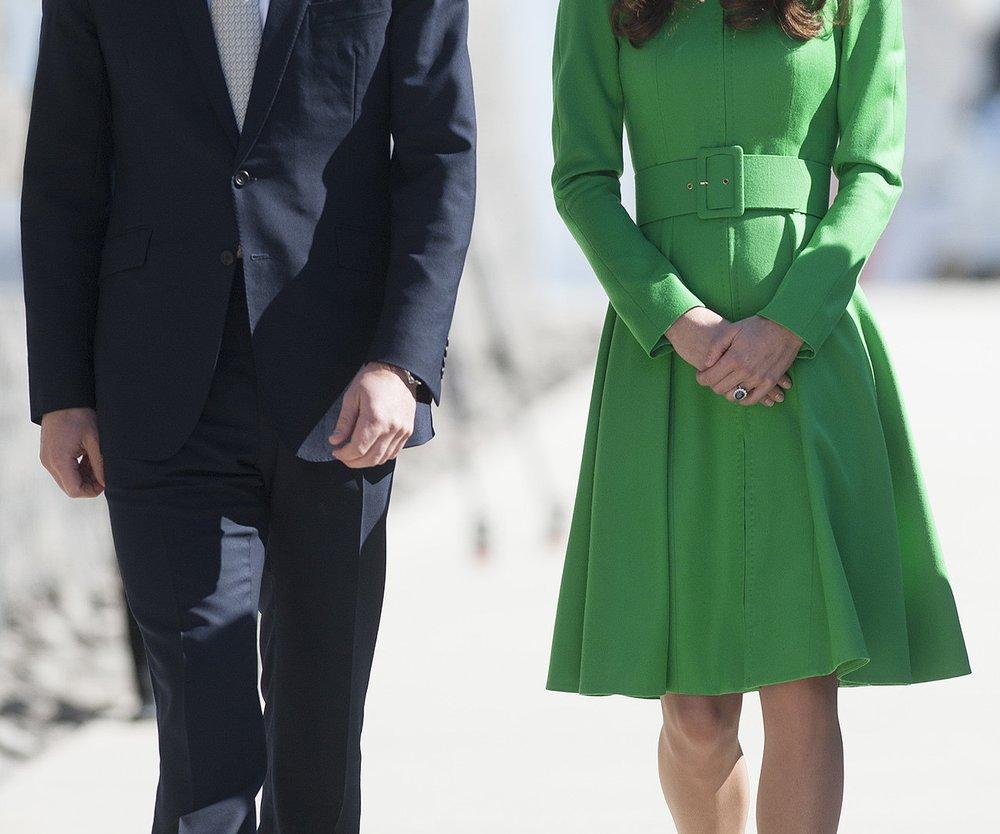 Kate Middleton und Prinz William trauern um Mark Shand
