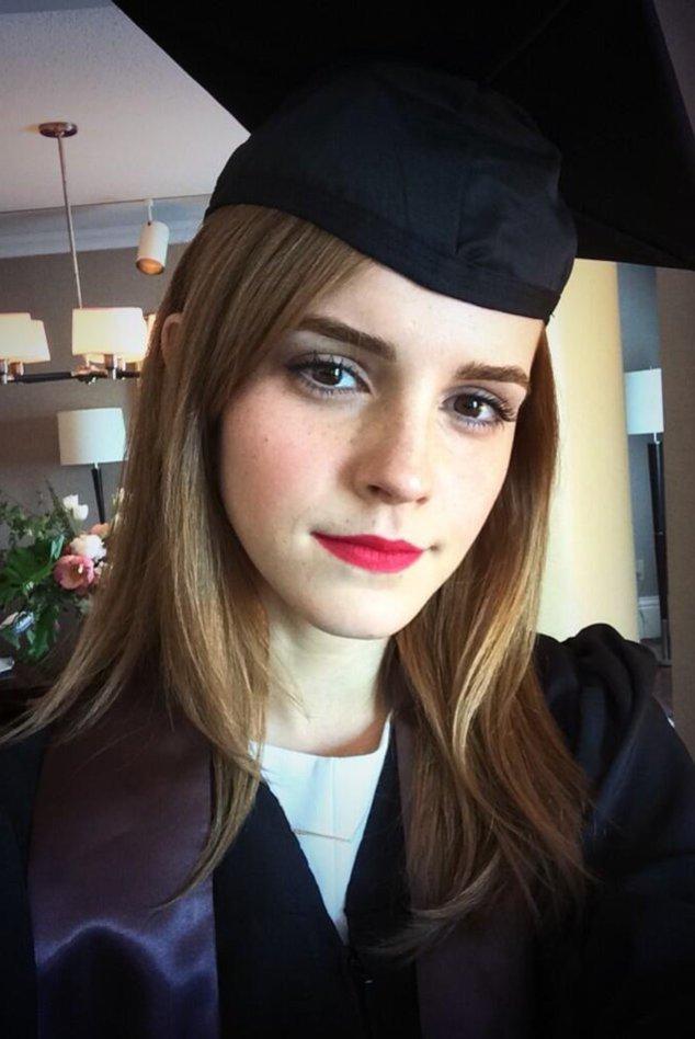 Emma Watson via Twitter