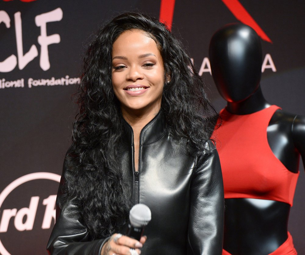Rihanna ist glücklicher Single