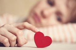 Die große Liebe verloren