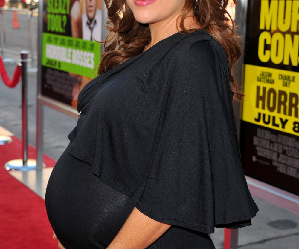Alyssa Milano feiert Baby Party
