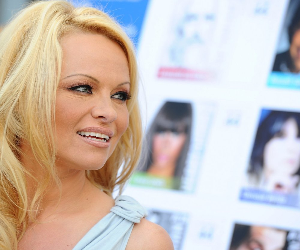 Pamela Anderson rettet Robben