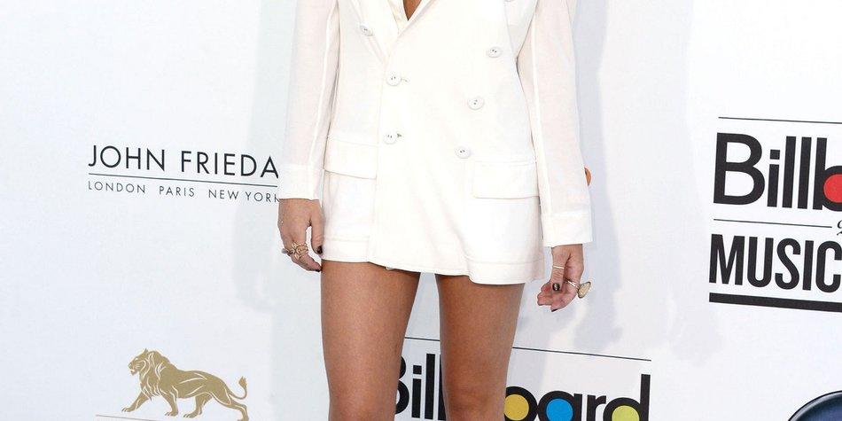 Miley Cyrus hatte mit 14 Liebeskummer
