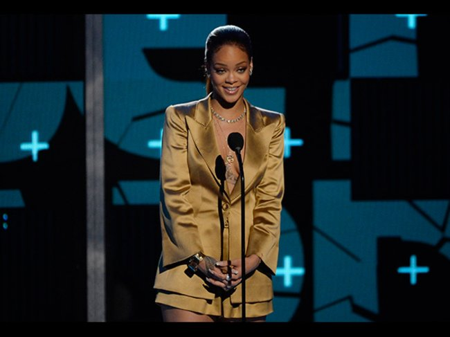 BET Awards 2015 Rihanna