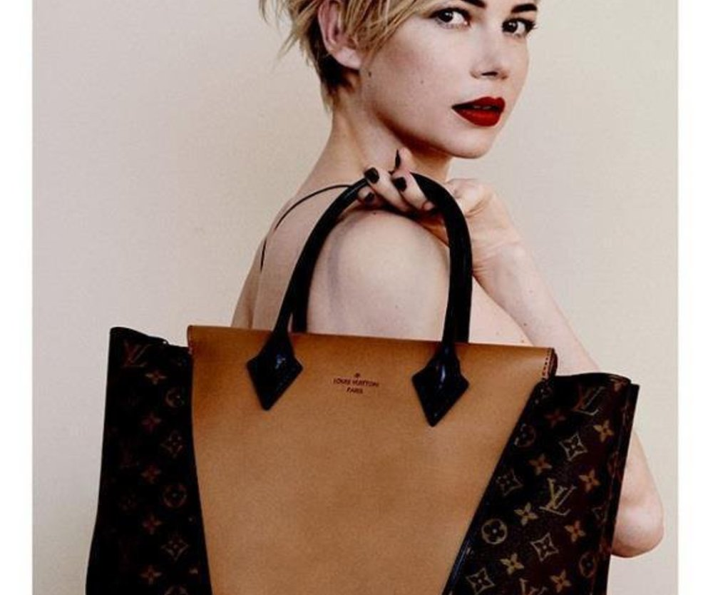 Michelle Williams für Louis Vuitton