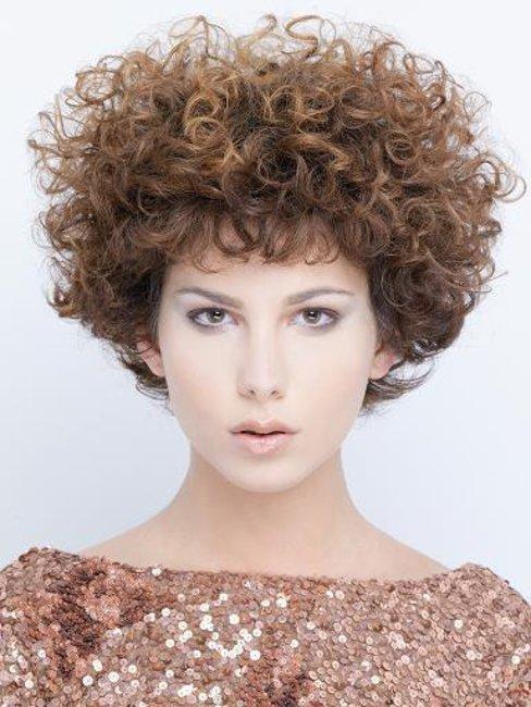 Dauerwelle Kurze Haare Desired De