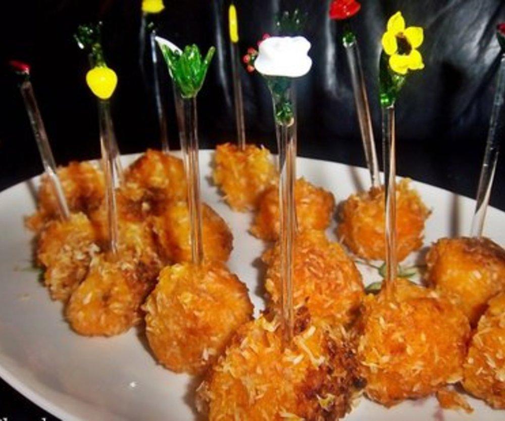 Süßkartoffel Pralinen