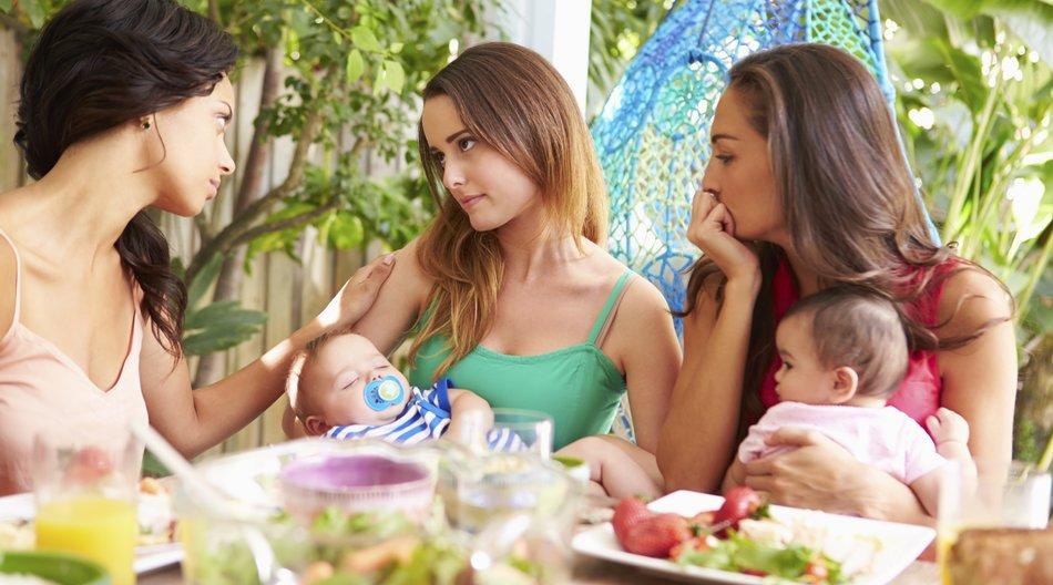 Selbsthilfegruppe für Mütter?