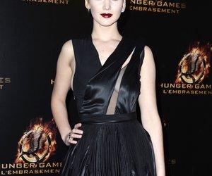 Jennifer Lawrence hatte Ängste