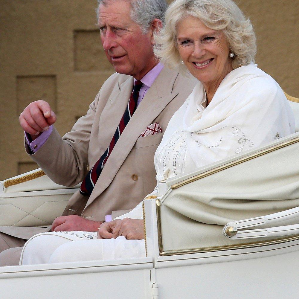 Prinz Charles: Liebeserklärung an seine Camilla