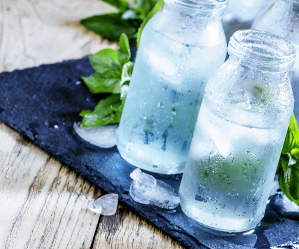 Wasser-Cocktail-Rezepte