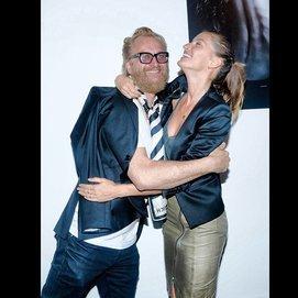 Gisele Bündchen mit Johan