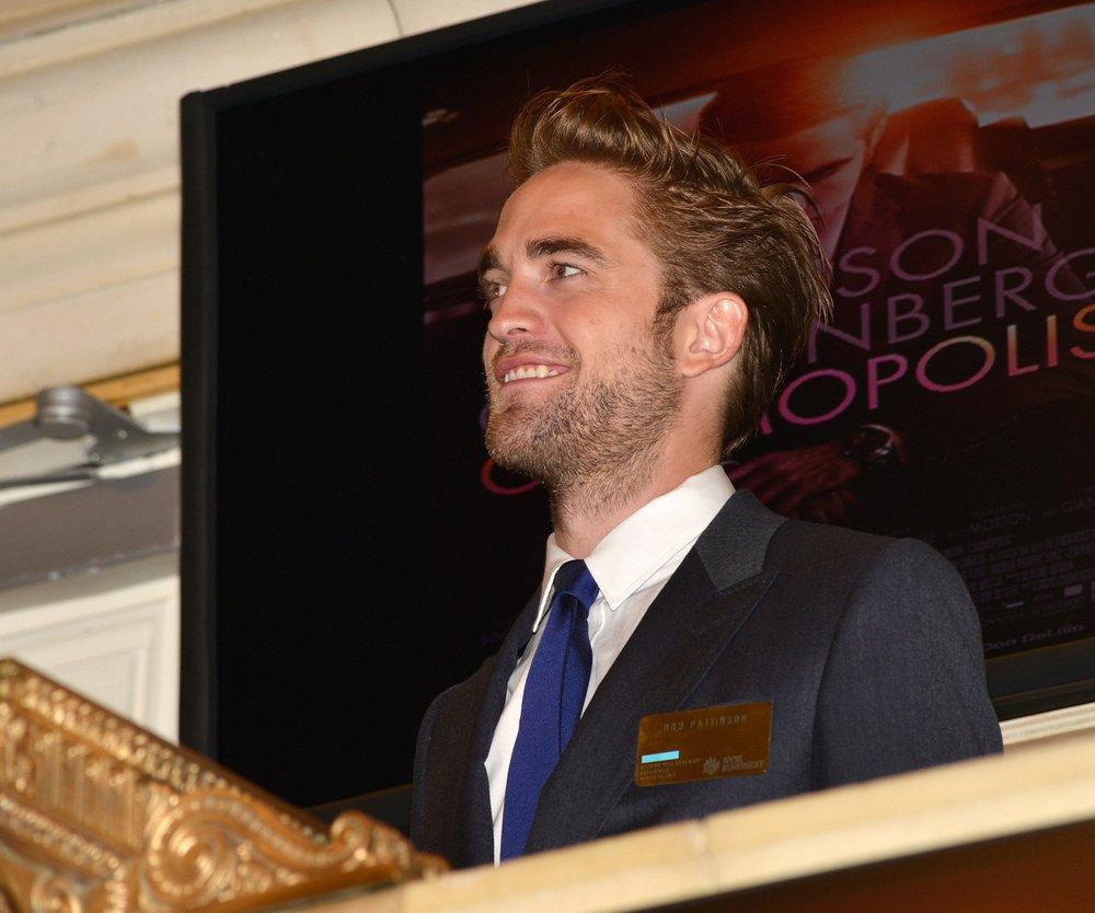 Robert Pattinson: Demnächst als Lawrence von Arabien