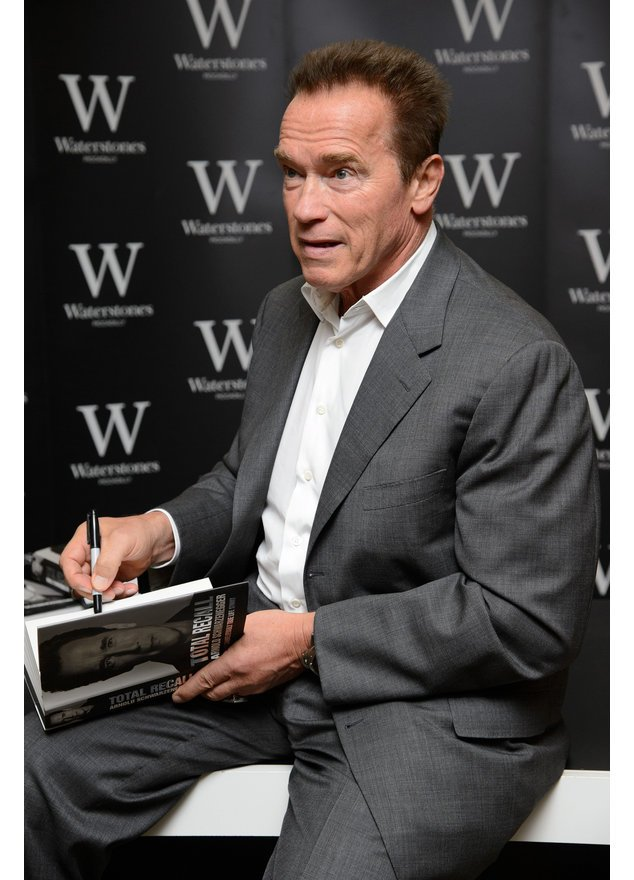 Bald wieder als Conan der Barbar zu sehen?: Arnold Schwarzenegger