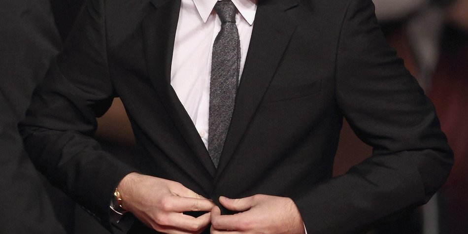 Robert Pattinson nur auf viertem Platz