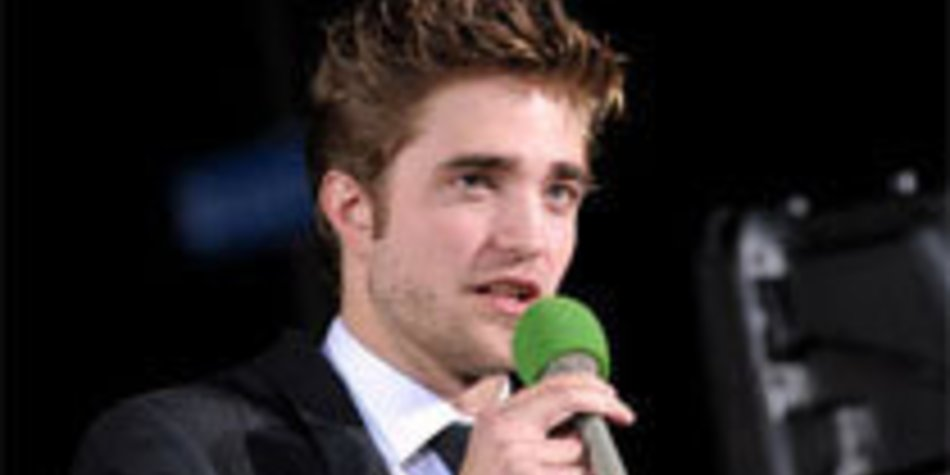 Robert Pattinson: Plattenvertrag in Aussicht