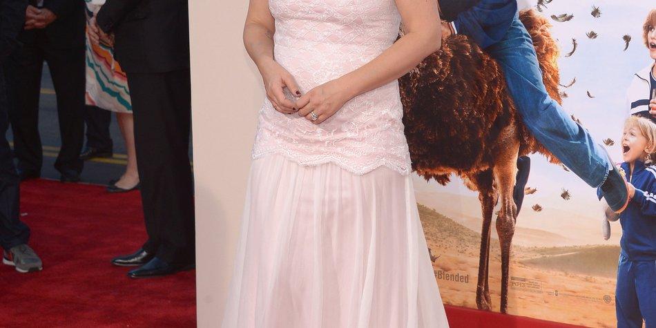 Drew Barrymore: So süß ist ihr Töchterchen