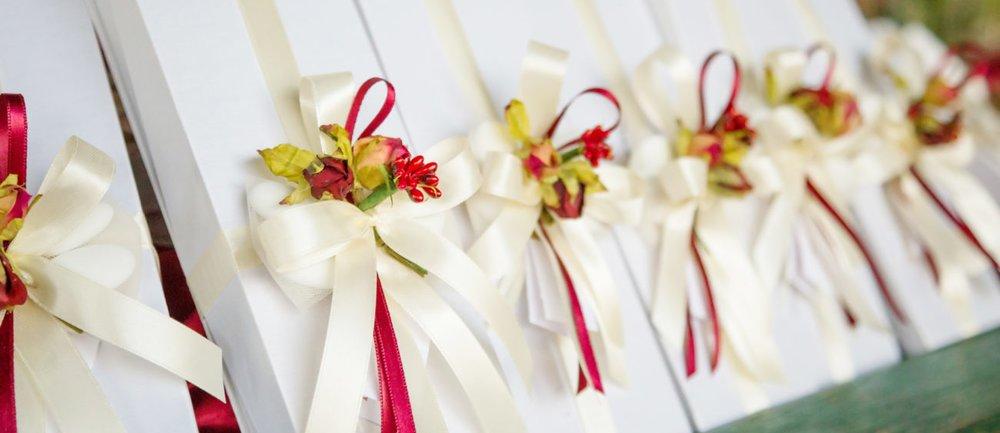 Gastgeschenke zur Hochzeit selber machen