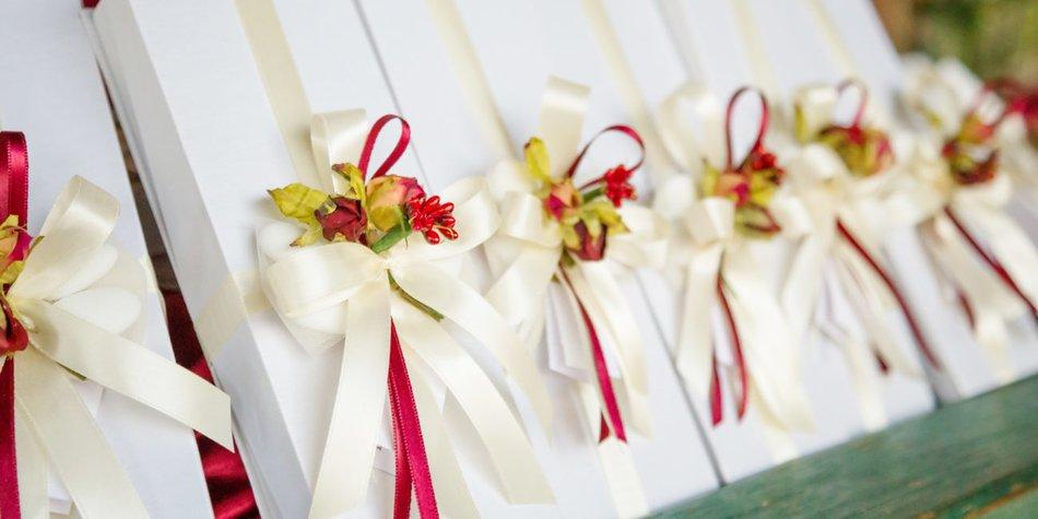 Gastgeschenke Zur Hochzeit Selber Machen 25 Schöne Diy Ideen