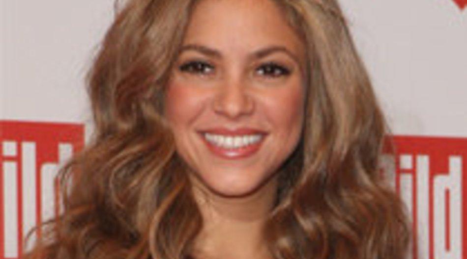Shakira: Ihr Song begleitet die WM