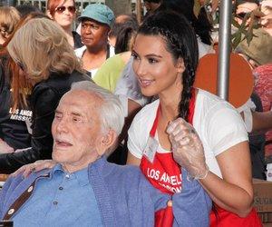 Kim Kardashian tut Gutes