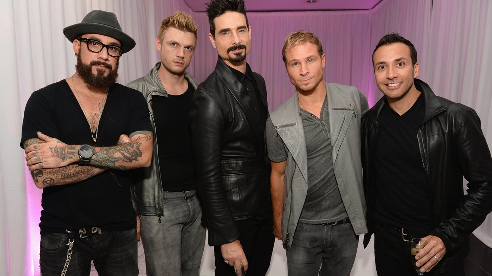 GZSZ: Die Backstreet Boys rocken das Mauer Flower Festival!