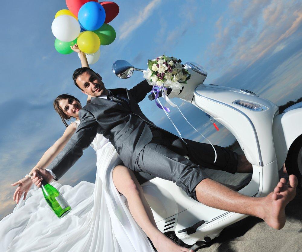 Günstig heiraten