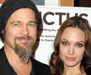 """Angelina Jolie und """"Bart"""" Pitt?"""