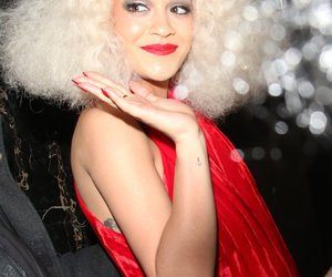 Rita Ora: Wilde Geburtstagsparty in London!