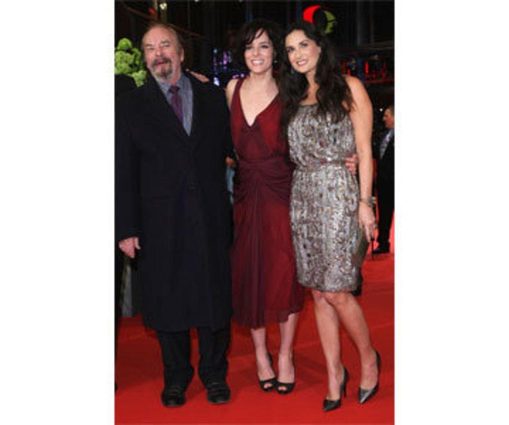 Demi Moore, Parker Posey, Rip Torn Berlinale