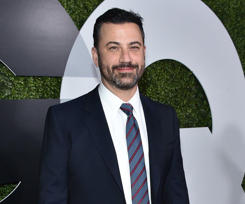 Oscar Host Jimmy Kimmel