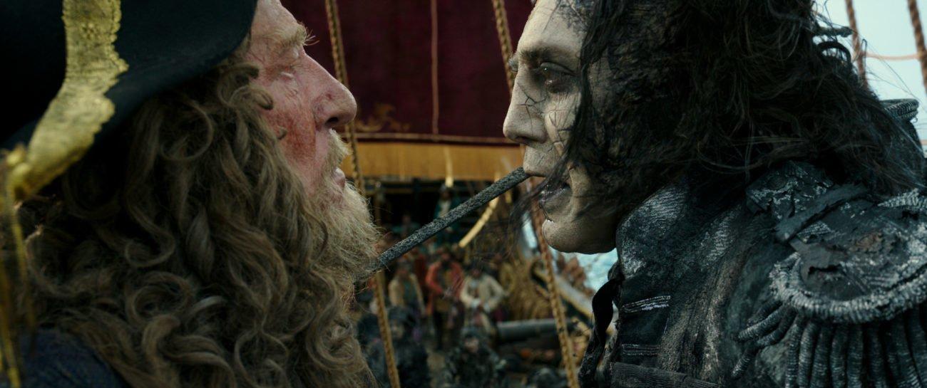 Barbossa und Salazar