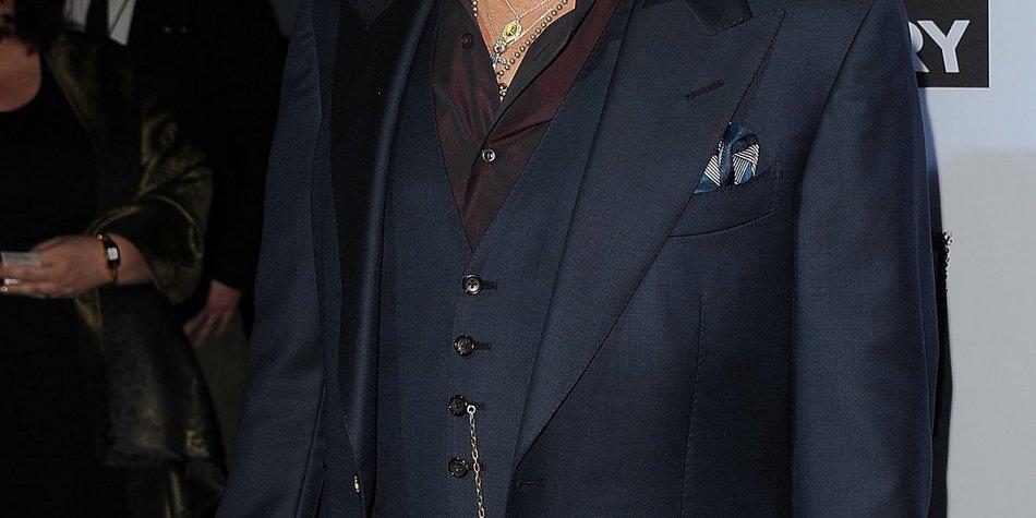 Johnny Depp ist zu alt