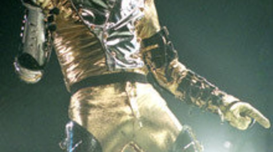 Michael Jackson stürmt die Charts