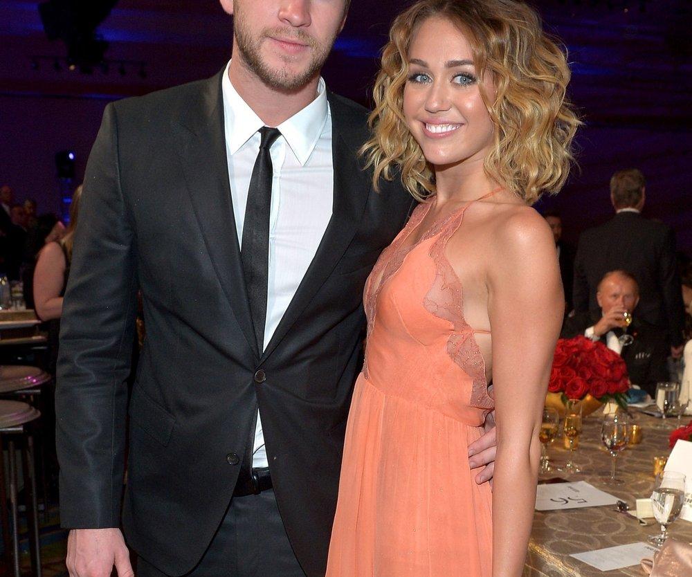 Miley Cyrus: Verliebt, verlobt aber nicht verheiratet