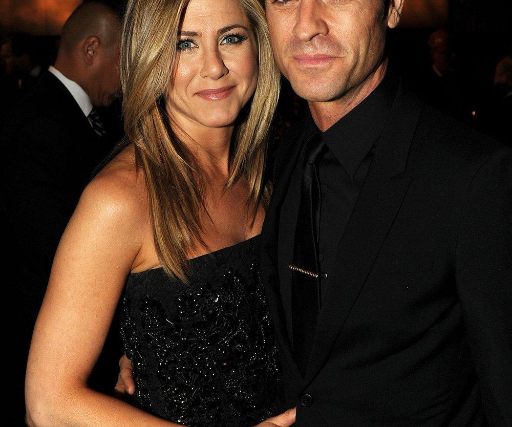 Jennifer Aniston: Hitziger Streit mit Justin Theroux!