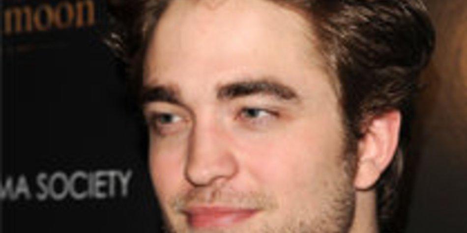 Robert Pattinson sorgt für Ablenkung