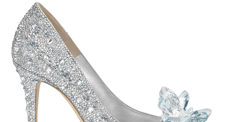 High-Heel-Pumps in Crystal (Foto: Jimmy Choo)