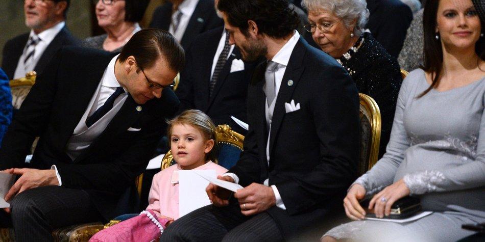 die schwedische königsfamilie