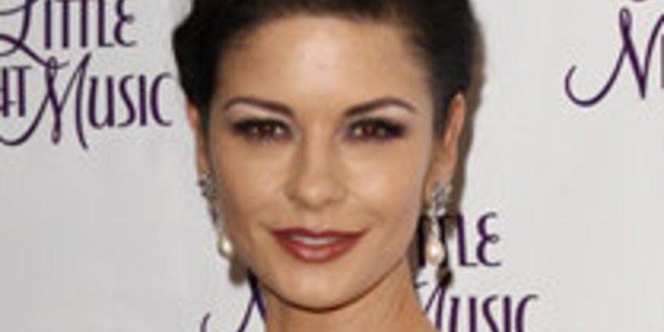 Catherine Zeta-Jones: Gnade für ihren Stiefsohn