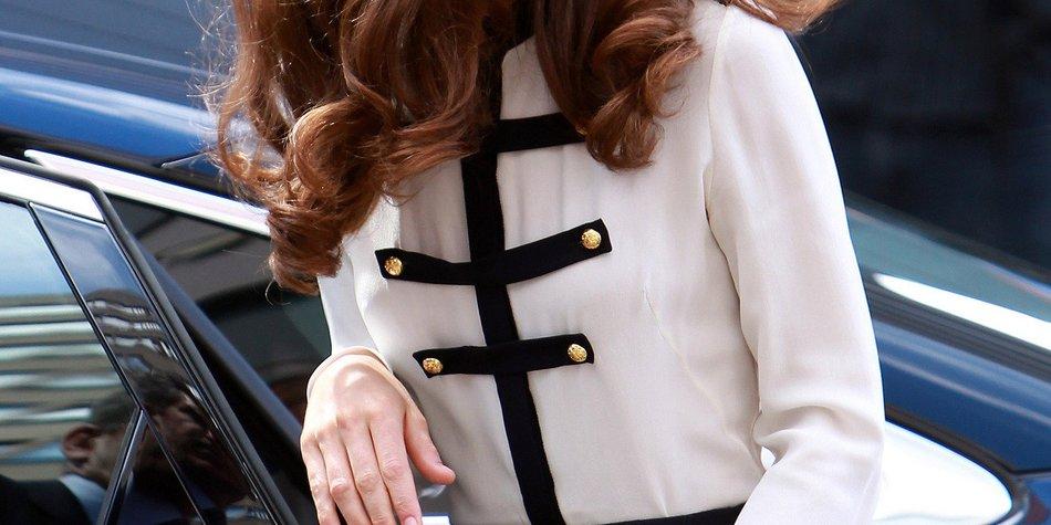 Kate Middleton als bedenkliches Vorbild?