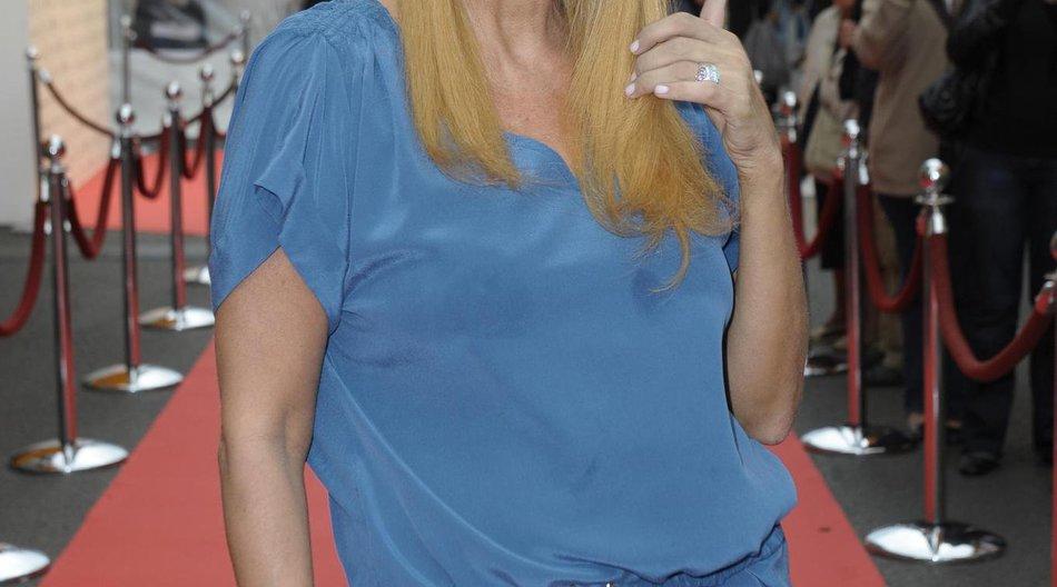 Jenny Elvers-Elbertzhagen hat eine Filmrolle ergattert