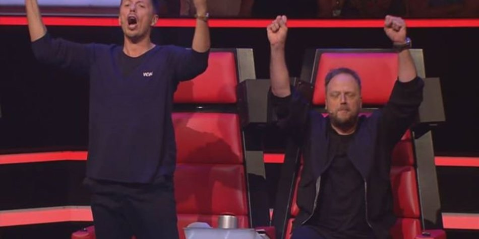 The Voice of Germany: Smudo weint und Samu wittert Cat Fight