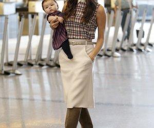 Victoria Beckham erzieht ein Designer-Baby