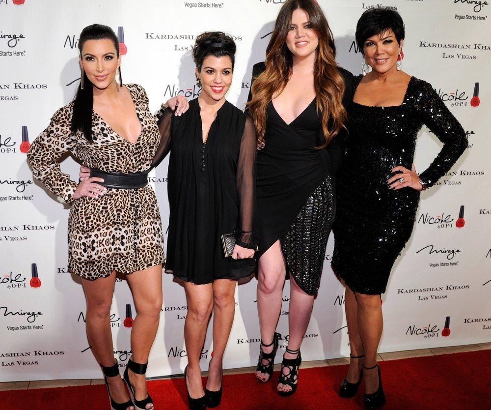Khloé Kardashian ist eine echte Kardashian